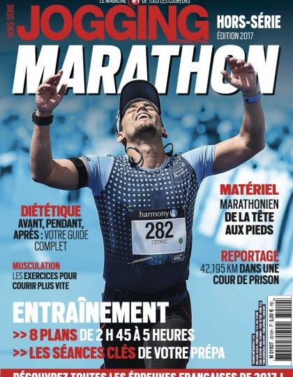 Jogging International Hors-Série N°3010 - Marathon 2017