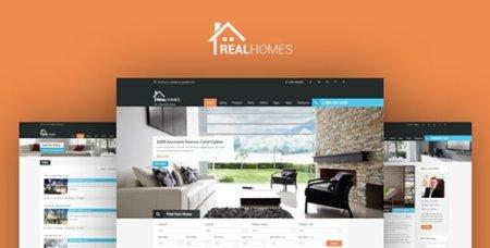 ThemeForest - Real Homes v2.7.0 - WordPress Real Estate Theme