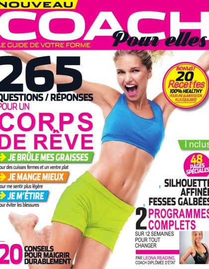 Coach Magazine N°25 - Janvier/Février 2017