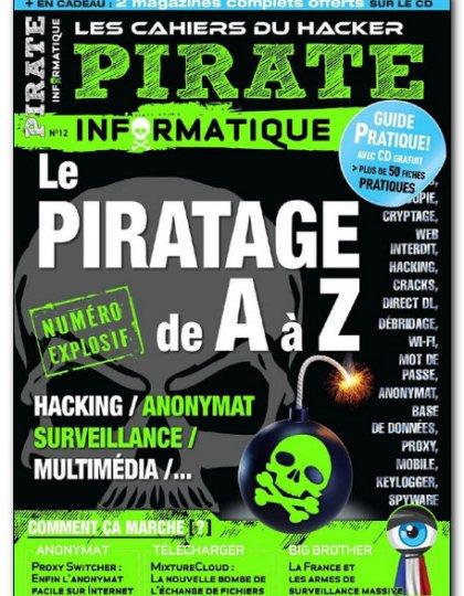 Pirate Informatique N°12 - Février à Avril 2012
