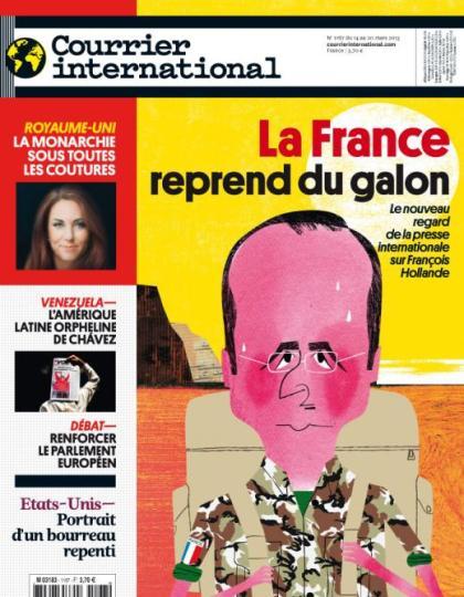 Courrier International N°1167 du 14 au 20 Mars 2013