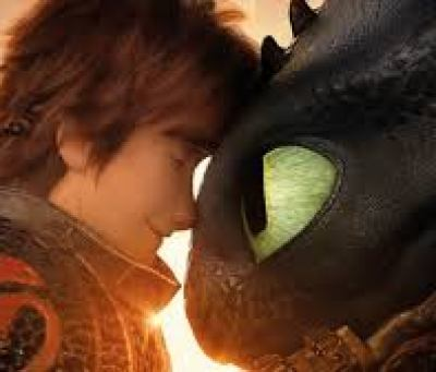 mes six dragons préférés krokmou