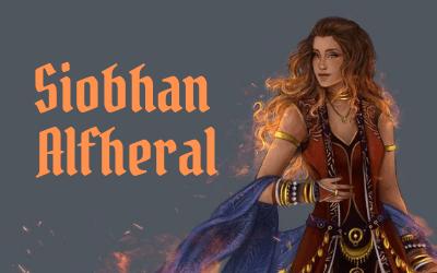 siobhan alfheral