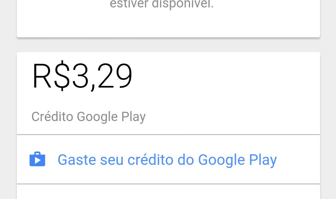 Ganhe créditos na Google Play com o Opinion Rewards