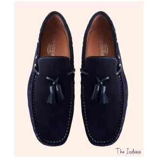 Zapato borlas conductor