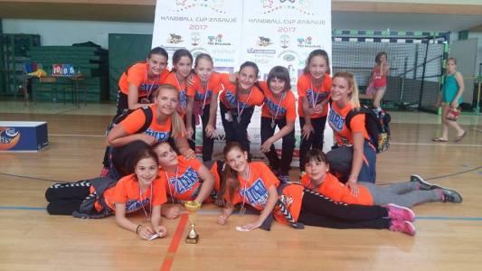 Tudi mlajše ekipe začele s tekmovanji