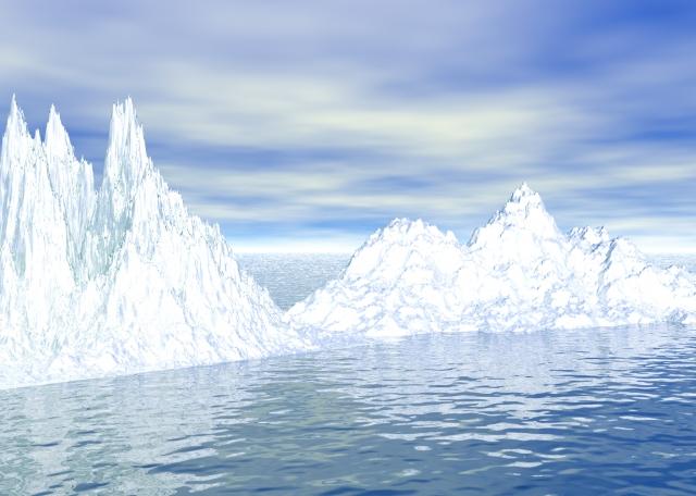 氷の世界は大変だけど氷の世界と言うと井上陽水?りんご売りって?
