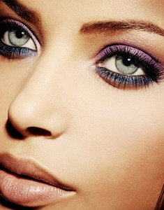 Eye shadow for blue eyes