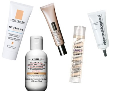 What are tinted moisturizers