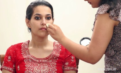 Indian bridal makeup 36