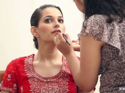 Indian bridal makeup 40