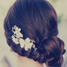 Indian bridal hairstyles updo's 30