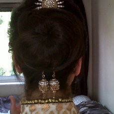 Bridal hairstyles buns 07