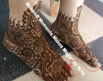 mehndi designs by nihaad 18