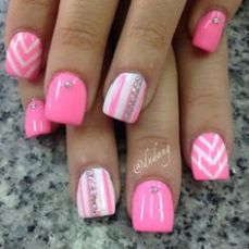 simple nail art designs for beginners 17