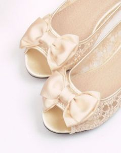 vintage bridal shoes 11