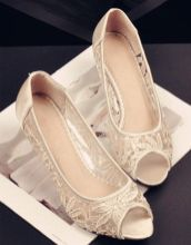 vintage bridal shoes 19