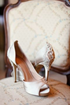 vintage bridal shoes 21