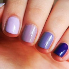 Simple nail art designs 33