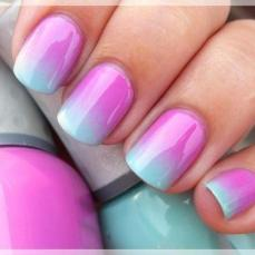 Simple nail art designs 43