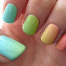 Simple nail art designs 51