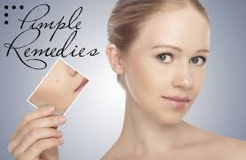 Skin care tips How to get rid of pimples 01