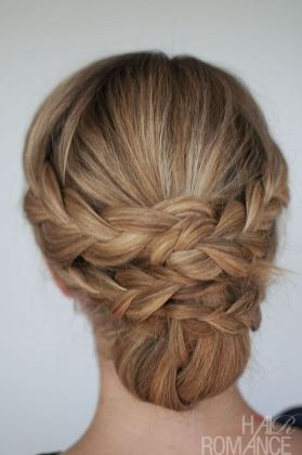 Indian bridal hairstyles 31