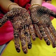 latest mehandi designs 2014 04