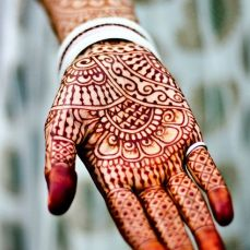 latest mehandi designs 2014 17