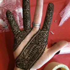 latest mehandi designs 2014 21