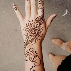 latest mehandi designs 2014 26