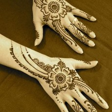 latest mehandi designs 2014 28