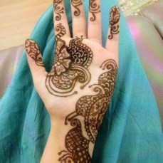 latest mehandi designs 2014 39