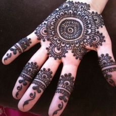 latest mehandi designs 2014 48