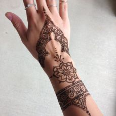 latest mehandi designs 2014 49