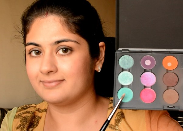 Makeup for Karwa Chauth 2014 15