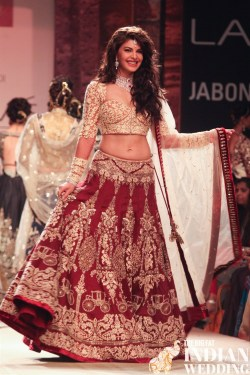 Bridal Lehengas Fall Winter 2014 03