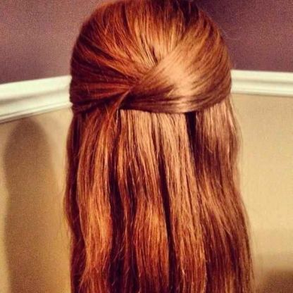 simple hairstyles for long hair 23