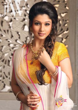 Hairstyles for South Indian Bride 02