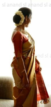 Hairstyles for South Indian Bride 11