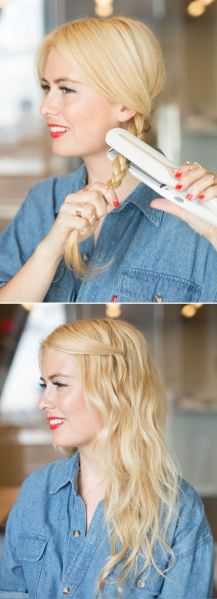 Easy to do hairstyles 01