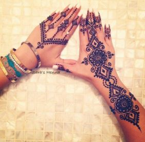 Arabic mehndi designs 04