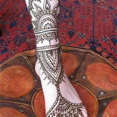 Arabic mehndi designs 16
