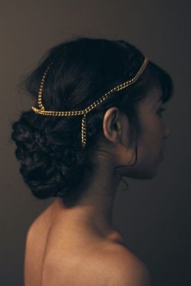 Indian bridal hairstyle images 15