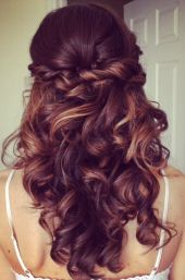 Indian bridal hairstyle images 29