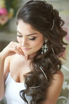 Indian bridal hairstyles 56