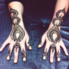 cool mehndi designs 15