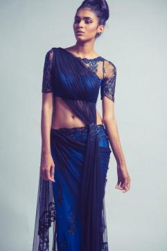 Party Wear Sarees 02