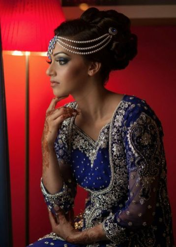 Indian bridal hairstyles 91