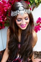 Indian wedding hairstyles 17